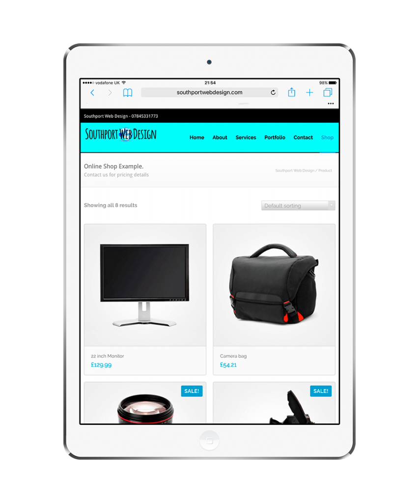 E-Commerce-Southport-Birkdale-Ainsdale-Formby