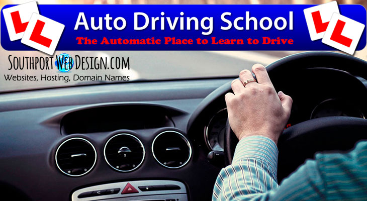 Southport web design novembers website creation list for Motor city driving school