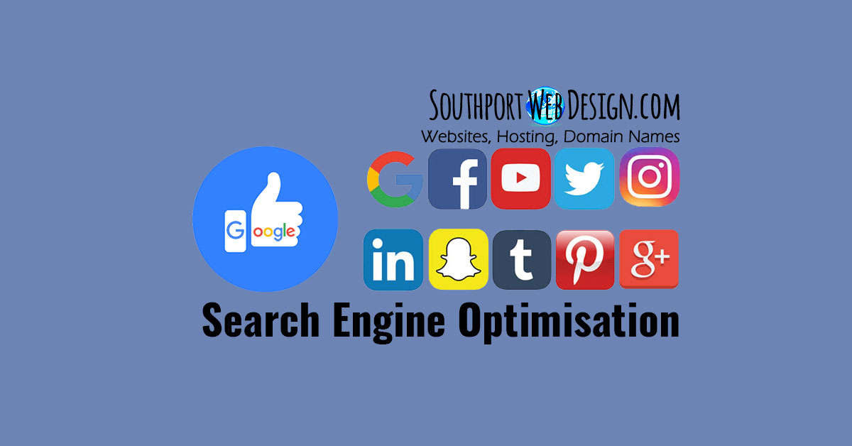 Search Engine Optimization, Southport Web Design