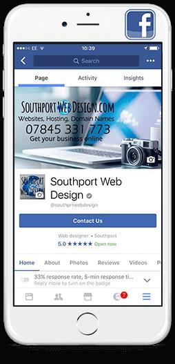 southport web design